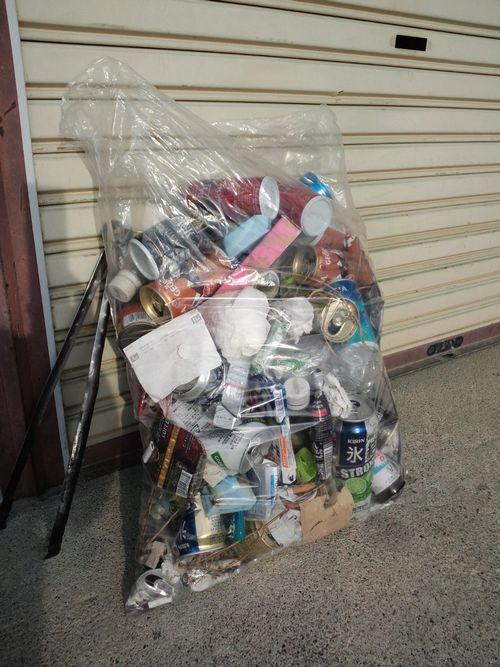 清掃活動 20120201